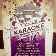 Karaoke Competition – Heat 2